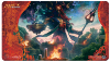 Born of the Gods Xenagos, God of Revels Playmat | Magic: The Gathering | Playmats
