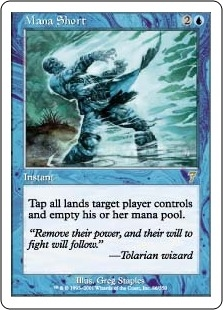 Mana Short | Magic: The Gathering Card