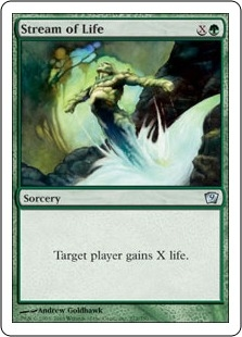 Stream of Life | Magic: The Gathering Card