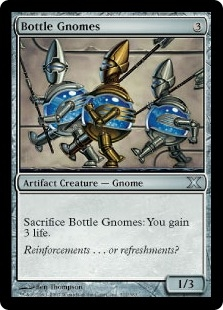 Bottle Gnomes | Magic: The Gathering Card