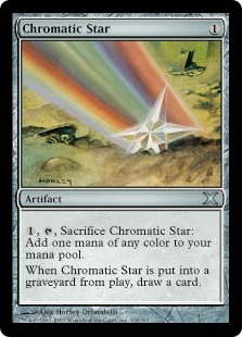 Chromatic Star | Magic: The Gathering Card