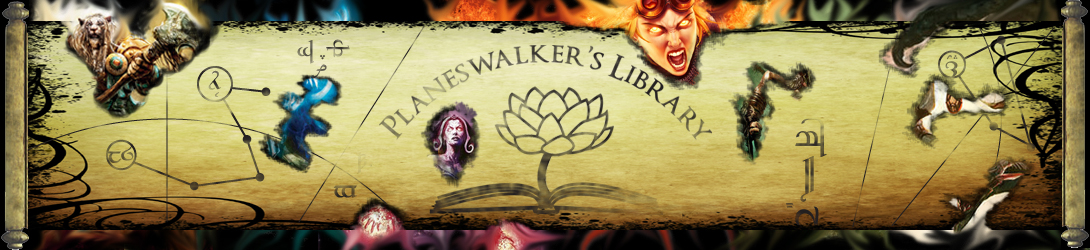 Planeswalker's Library - Cheap Magic the Gathering Cards