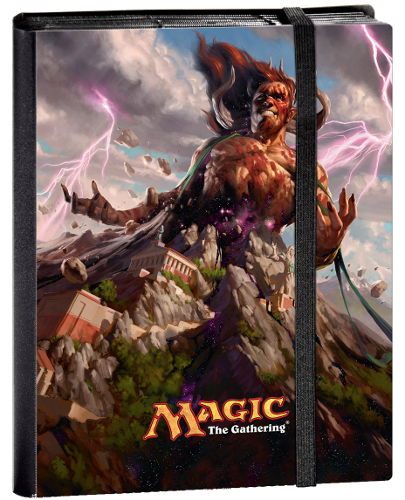 Born Of The Gods Xenagos Pro Binder Magic The Gathering