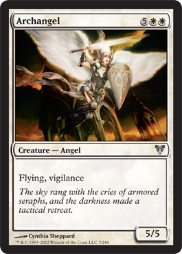 Archangel | Magic: The Gathering Card