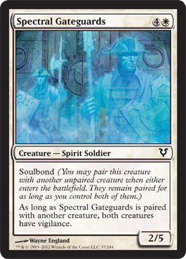 Spectral Gateguards | Magic: The Gathering Card