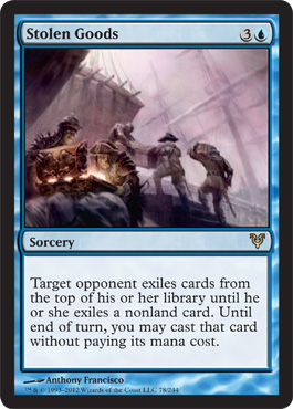 Stolen Goods | Magic: The Gathering Card