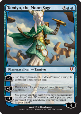 Tamiyo, the Moon Sage FOIL