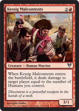 Kessig Malcontents | Magic: The Gathering Card