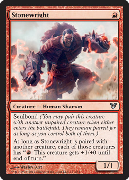 Stonewright | Magic: The Gathering Card
