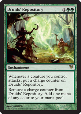 Druids' Repository | Magic: The Gathering Card