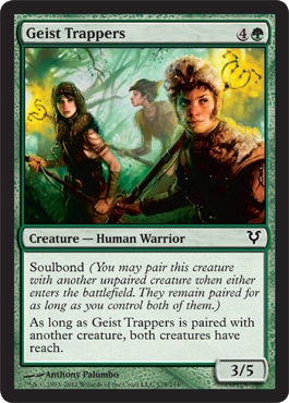 Geist Trappers | Magic: The Gathering Card