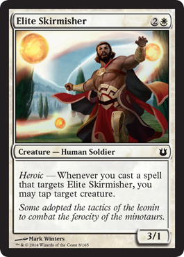 Elite Skirmisher | Magic: The Gathering Card