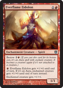 Everflame Eidolon | Magic: The Gathering Card