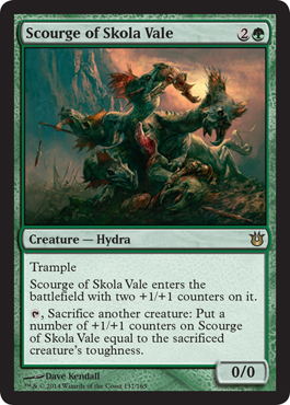 Scourge of Skola Vale | Magic: The Gathering Card
