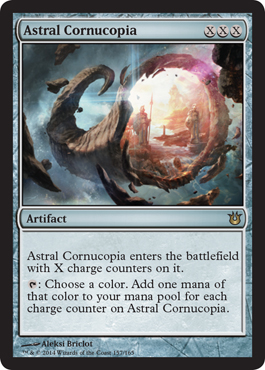 Astral Cornucopia | Magic: The Gathering Card