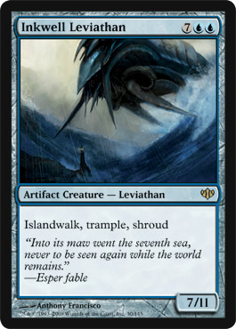 Inkwell Leviathan | Magic: The Gathering Card