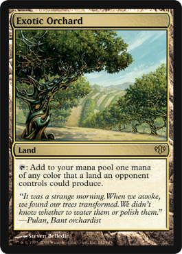 Exotic Orchard | Magic: The Gathering Card
