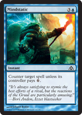 Mindstatic | Magic: The Gathering Card