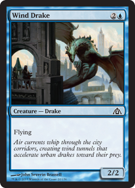 Wind Drake | Magic: The Gathering Card