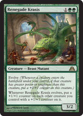 Renegade Krasis | Magic: The Gathering Card