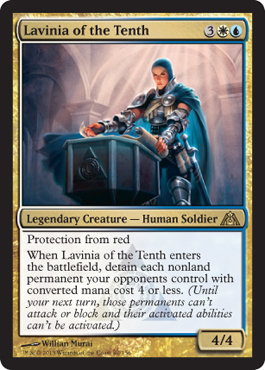 Lavinia of the Tenth | Magic: The Gathering Card
