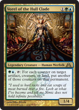 Vorel of the Hull Clade | Magic: The Gathering Card