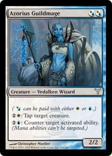 Azorius Guildmage | Dissension | Magic: The Gathering at ... Planeswalker Activated Ability