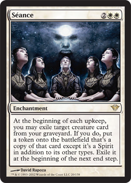 Seance | Magic: The Gathering Card