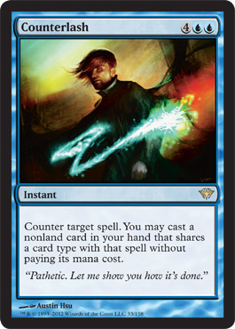 Counterlash | Magic: The Gathering Card