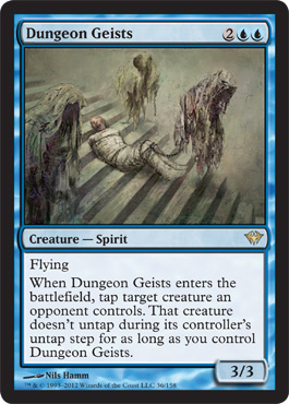 Dungeon Geists | Magic: The Gathering Card