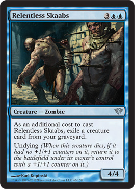 Relentless Skaabs | Magic: The Gathering Card