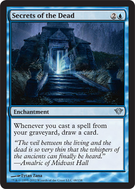 Secrets of the Dead | Magic: The Gathering Card