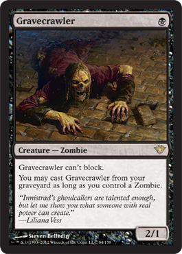 Gravecrawler | Magic: The Gathering Card