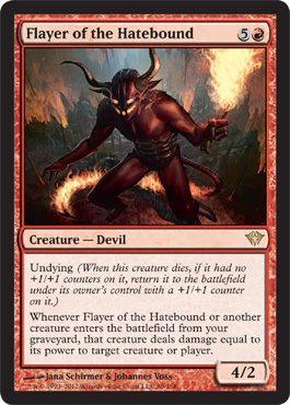 Flayer of the Hatebound | Magic: The Gathering Card
