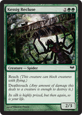 Kessig Recluse | Magic: The Gathering Card