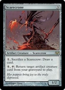 Scarecrone | Magic: The Gathering Card