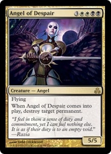 Angel of Despair | Magic: The Gathering Card