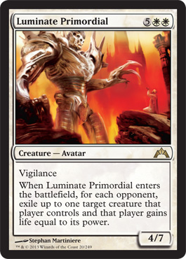 Luminate Primordial | Magic: The Gathering Card