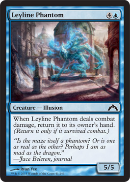 Leyline Phantom | Magic: The Gathering Card