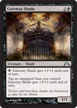 Gateway Shade | Magic: The Gathering Card