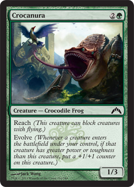 Crocanura | Magic: The Gathering Card