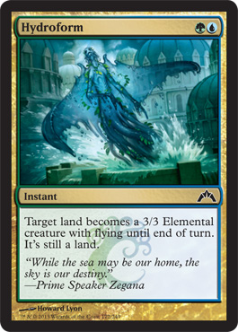 Hydroform | Magic: The Gathering Card