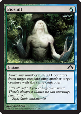 Bioshift | Magic: The Gathering Card