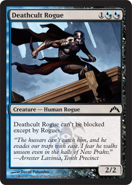 Deathcult Rogue | Magic: The Gathering Card