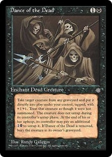 Dance of the Dead | Magic: The Gathering Card