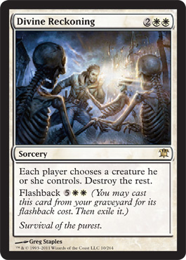 Divine Reckoning | Magic: The Gathering Card