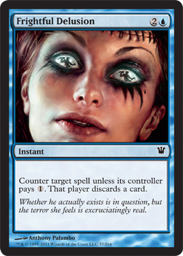 Frightful Delusion | Magic: The Gathering Card