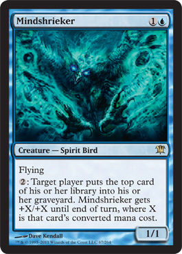 Mindshrieker | Magic: The Gathering Card