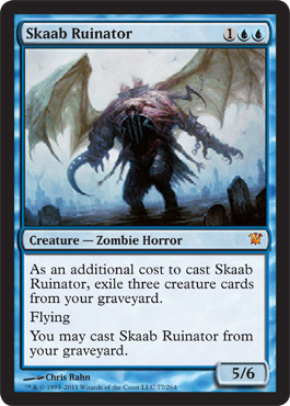 Skaab Ruinator | Magic: The Gathering Card