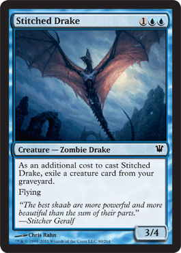 Stitched Drake | Magic: The Gathering Card